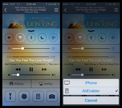 AirPlay AirEnabler
